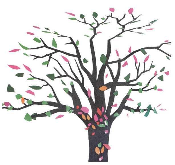 大樹イラスト